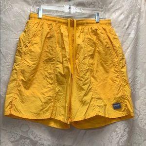 Speedo Swim Trunk Large EUC Golden Yellow 🏊♂️